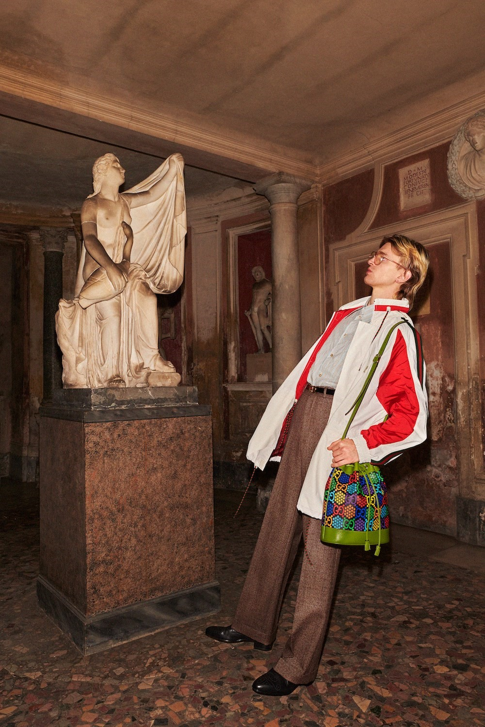 See Gucci's Latest Cruise Collection, Captured by Yorgos Lanthimos