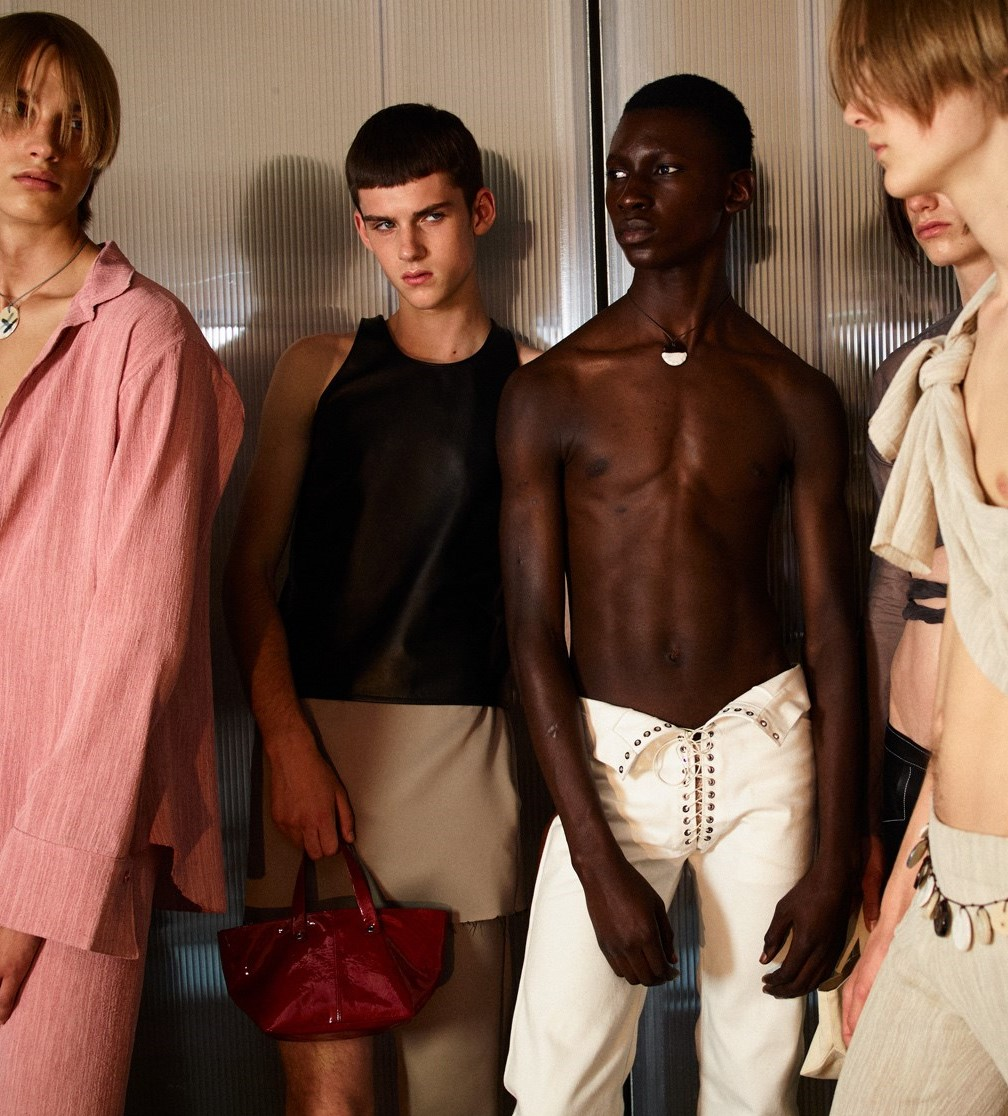3384fe6ca The Designer Creating Clothes Infused with Sex and Queerness ...