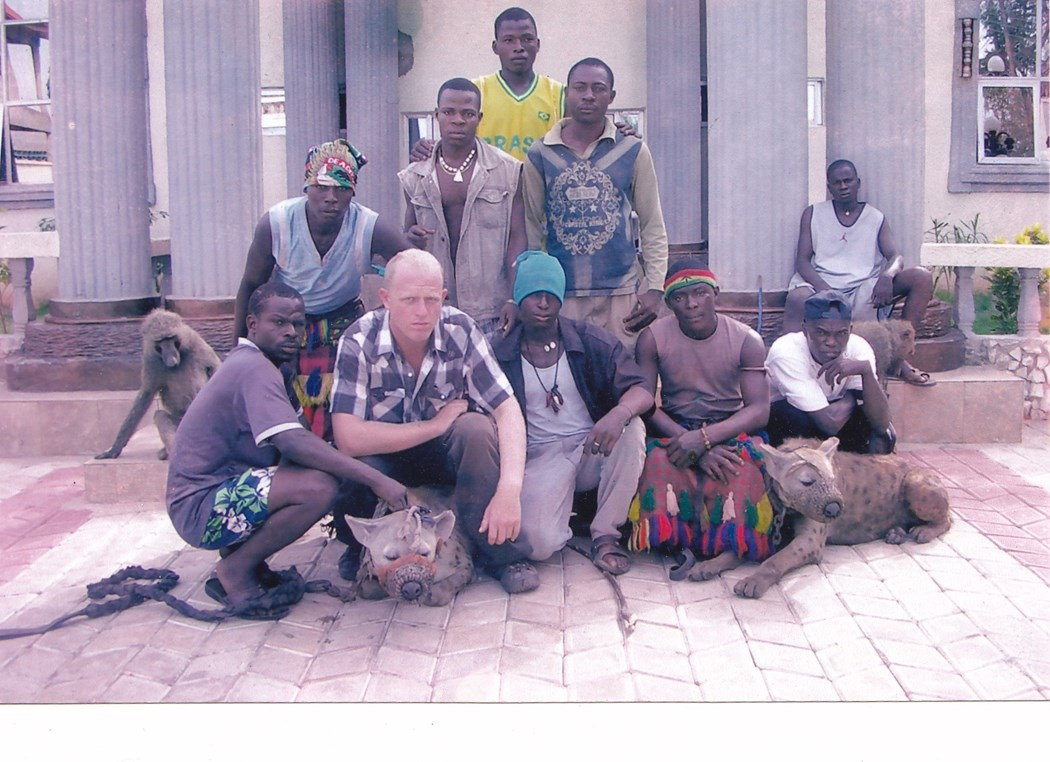 The Story Behind The Hyena Men Anotherman