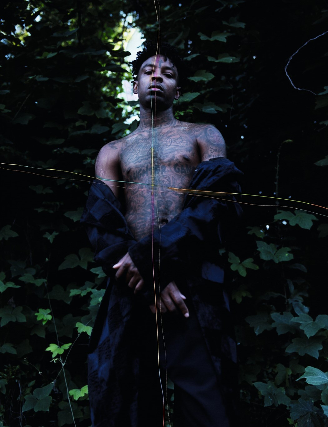 21 Savage Another Man Harley Weir 2019 cover fashion style