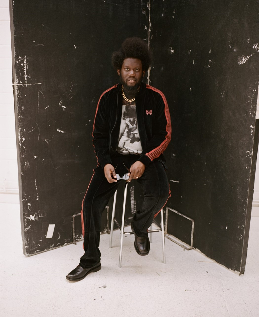 Michael Kiwanuka's Music is Medicine for the Soul