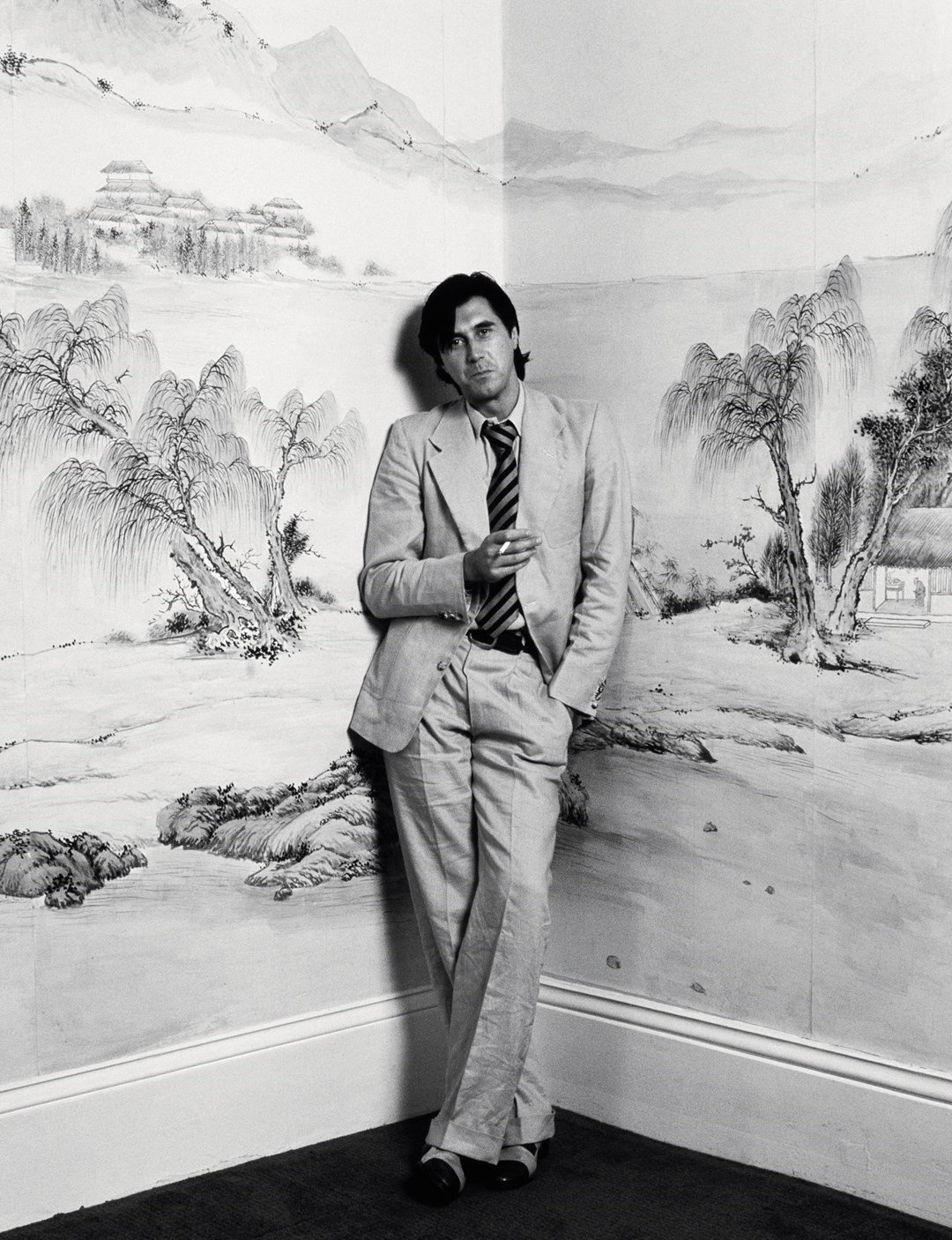 Bryan Ferry Speaks To Tim Blanks On The Art Of Roxy Music Anotherman