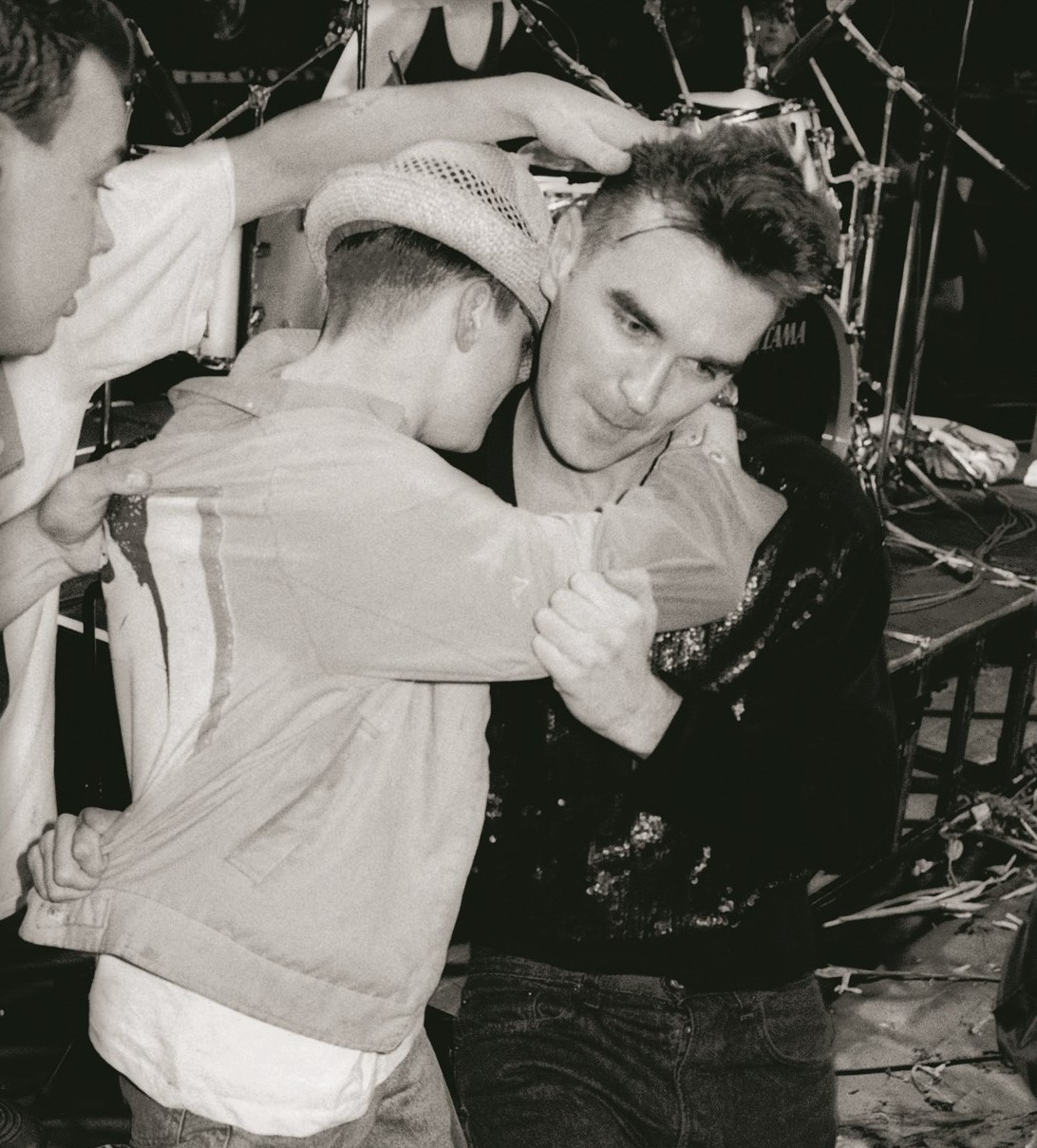Unseen Photos of Morrissey at His Peak