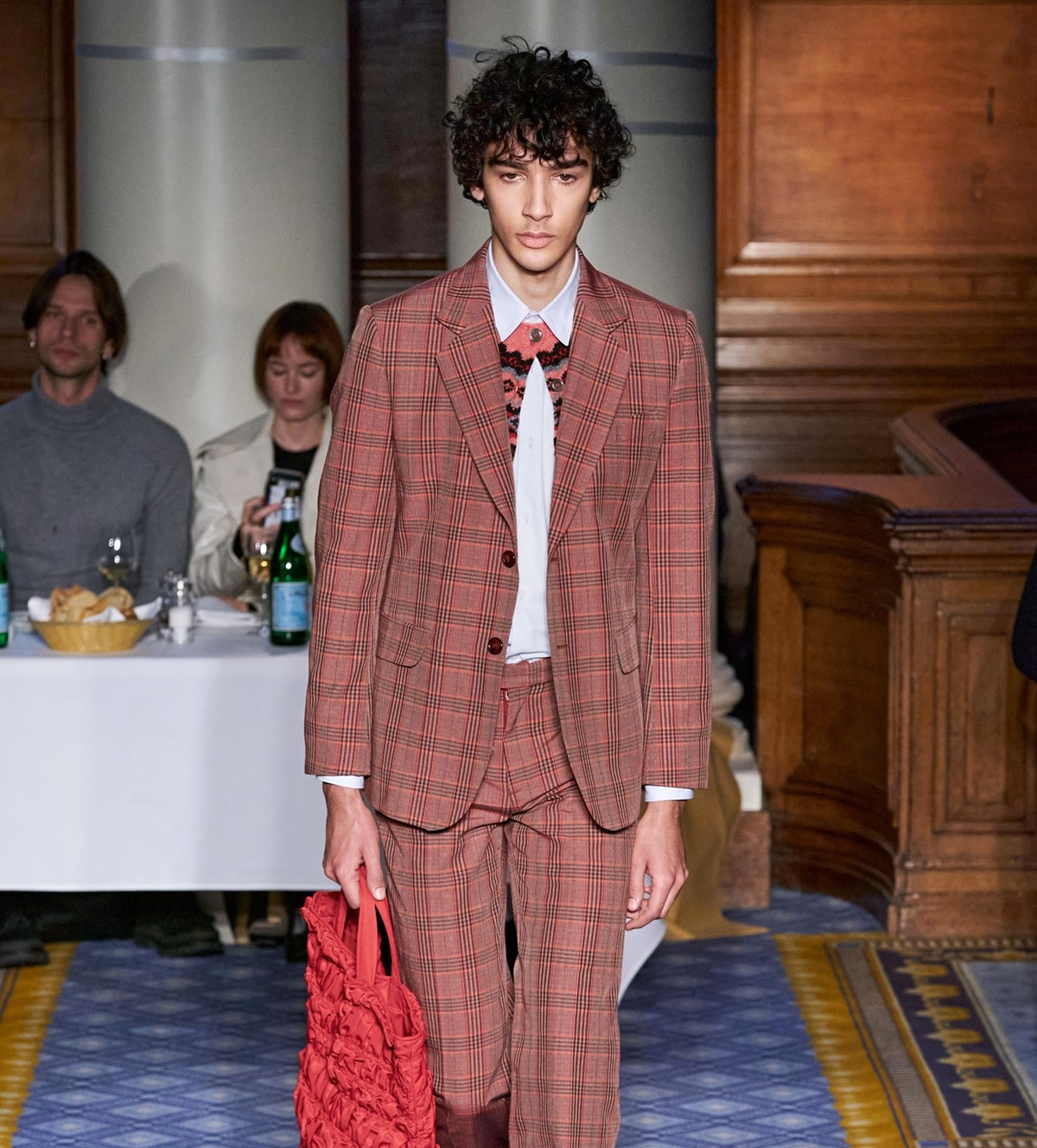 Molly Goddard Has Done Menswear – and It's Really Cute