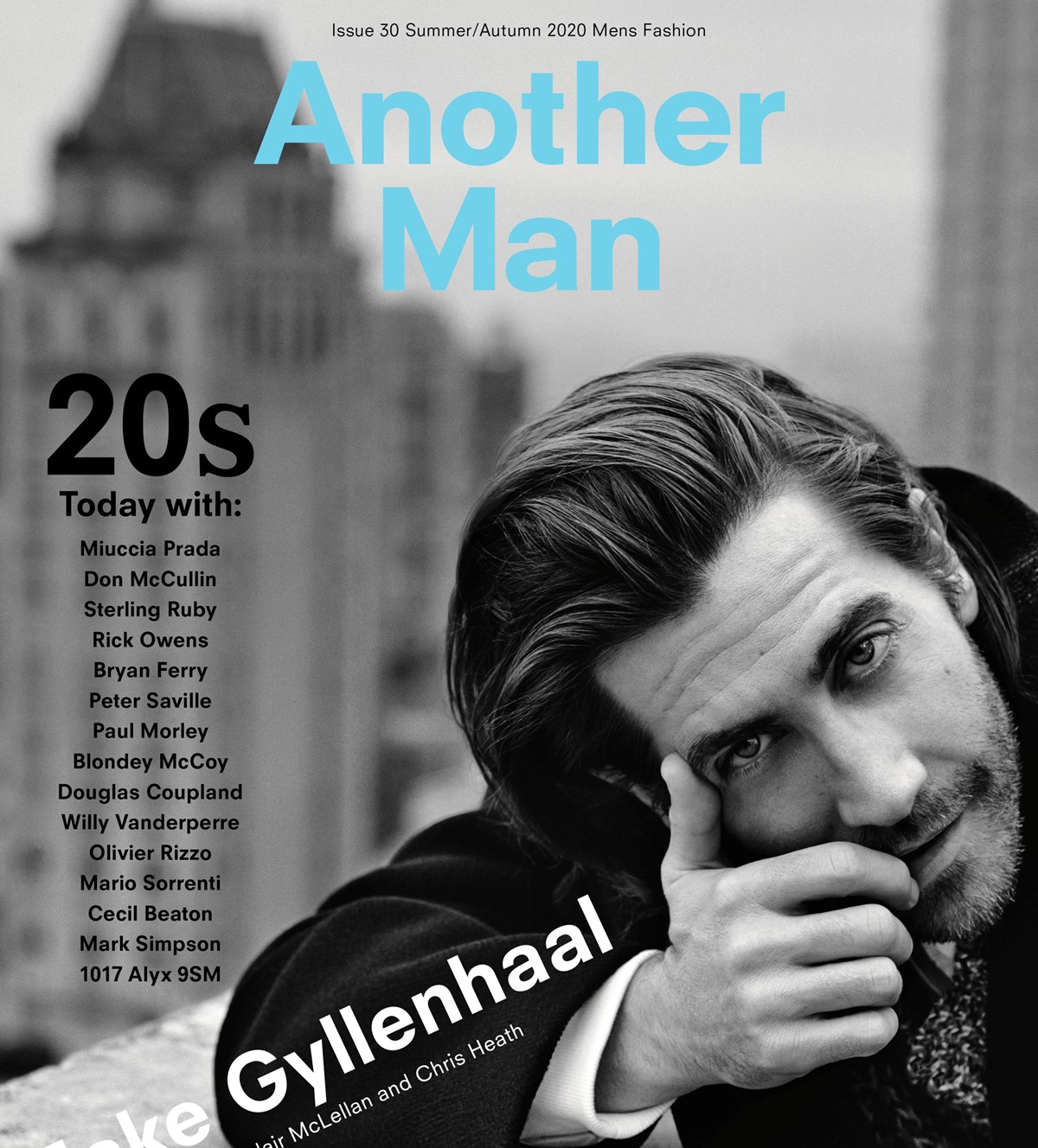AnOther Man - cover