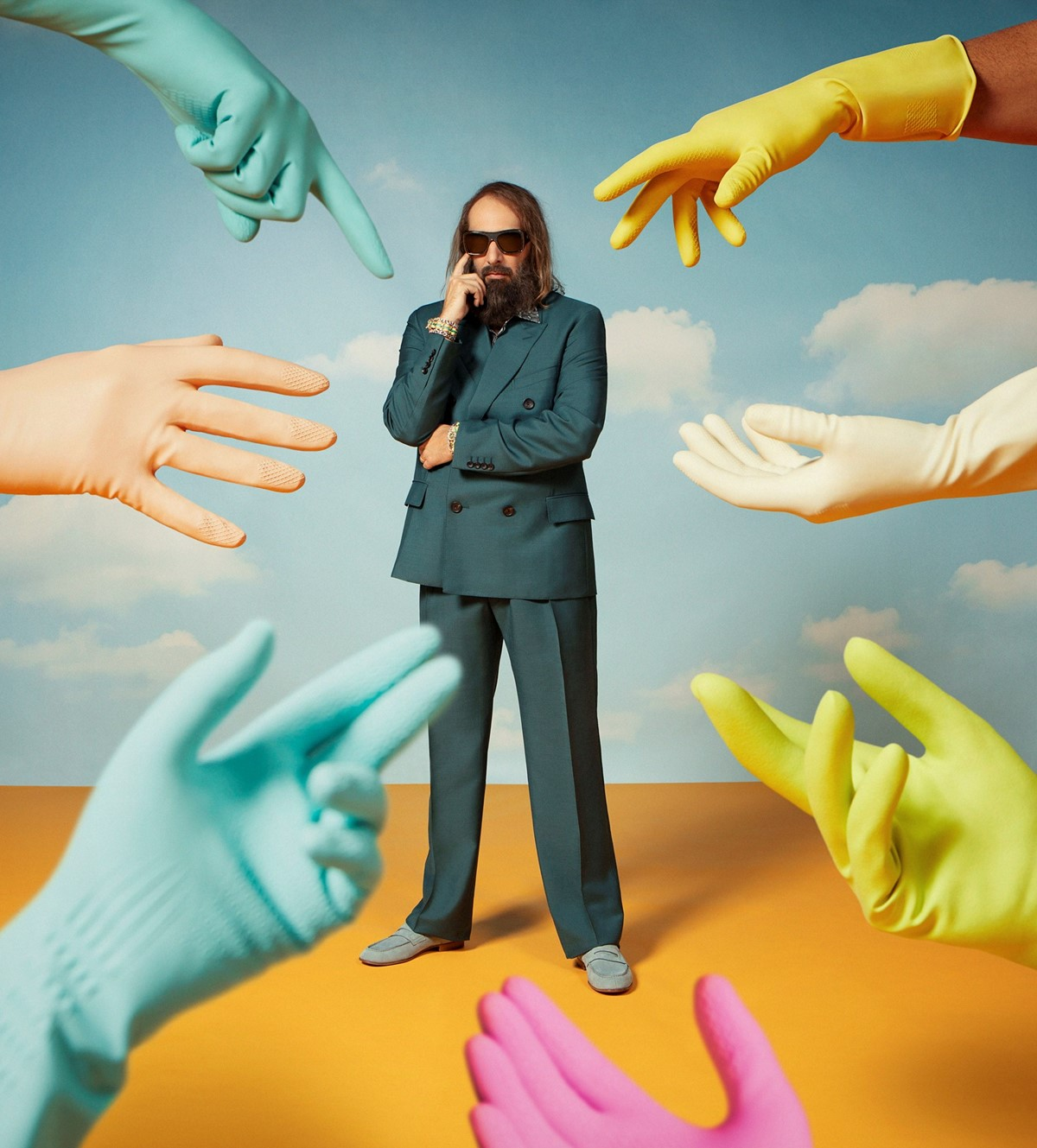 Sébastien Tellier on His New Record and the French Touch Scene