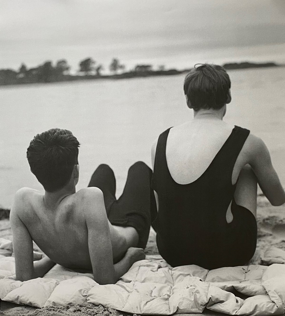 Yann Faucher's New Book Captures Male Friendship on the Beaches of Normandy