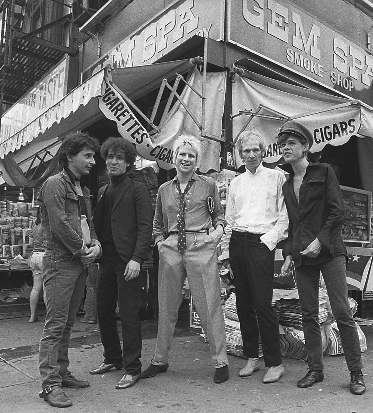 A Tale of Drugs the New York Dolls and Punk Rock Stranded in the Jungle Fashion Jerry Nolans Wild Ride