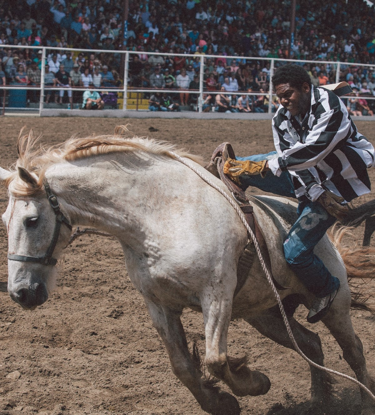A Look Inside The Angola Prison Rodeo Anotherman