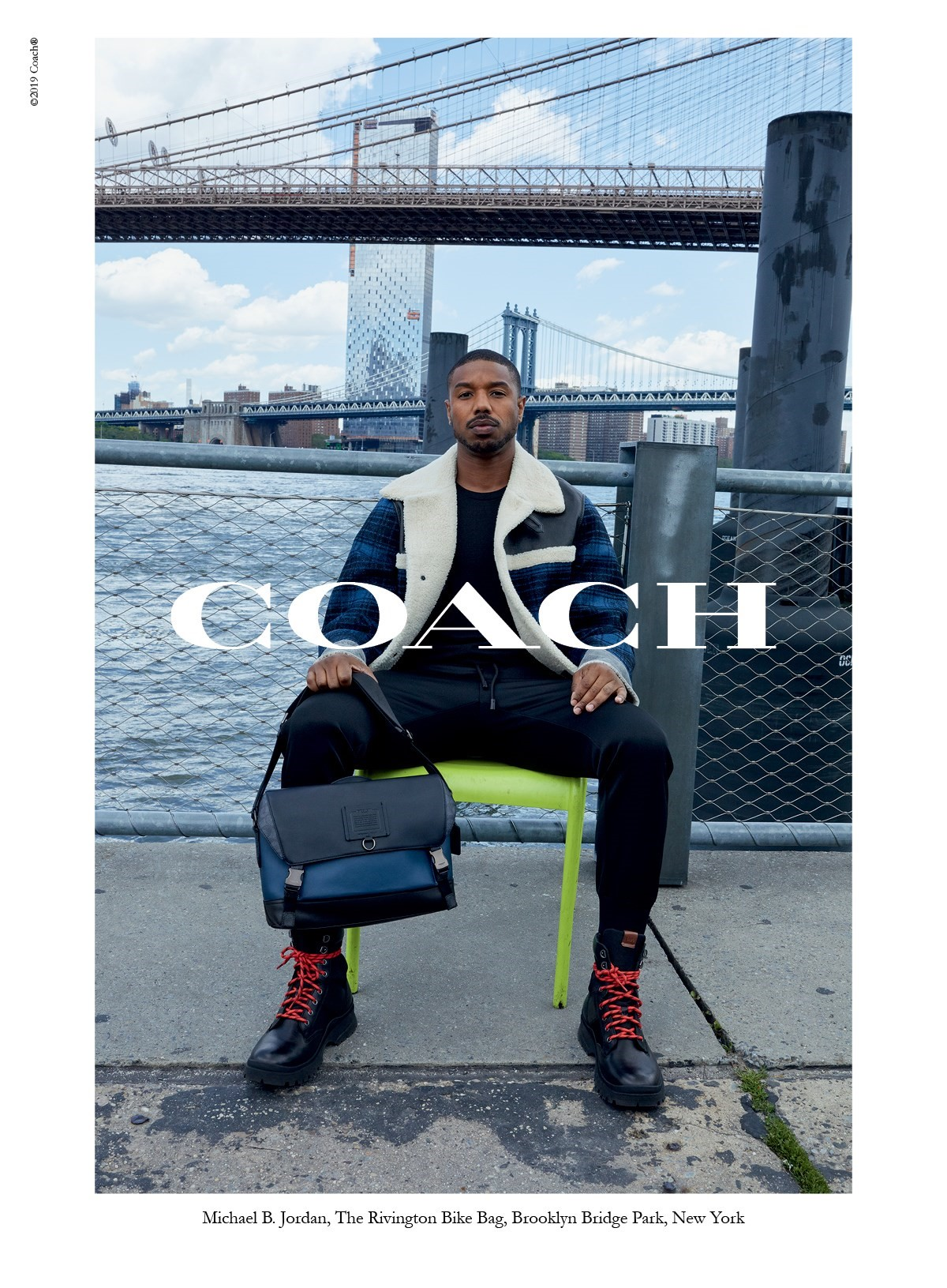 See Coach's Latest Campaign, Photographed by Juergen Teller