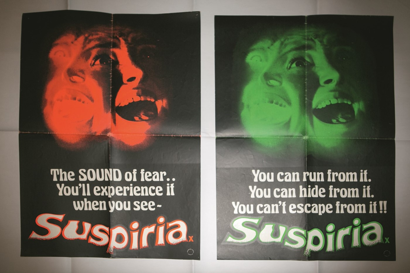 Suspiria artwork Dario Argento interview Another Man magazin