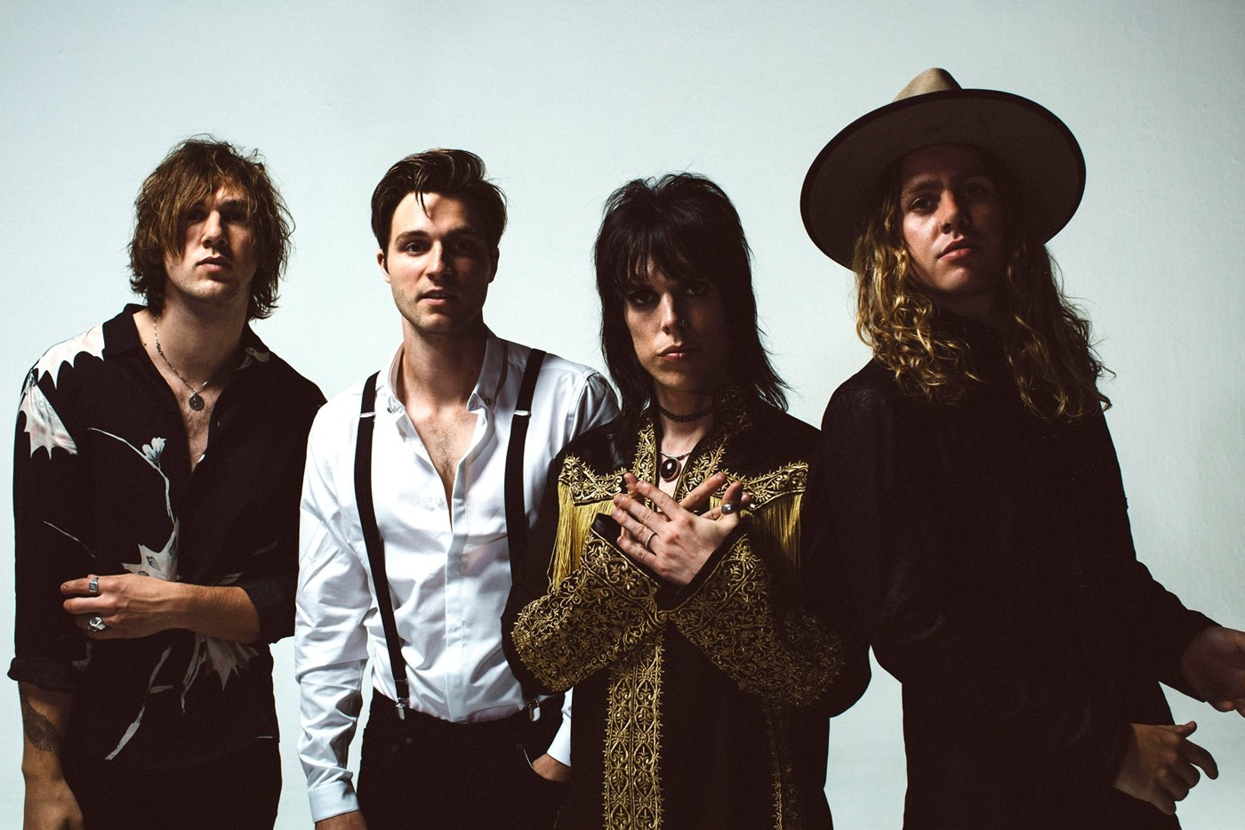 The Struts Luke Spiller interview
