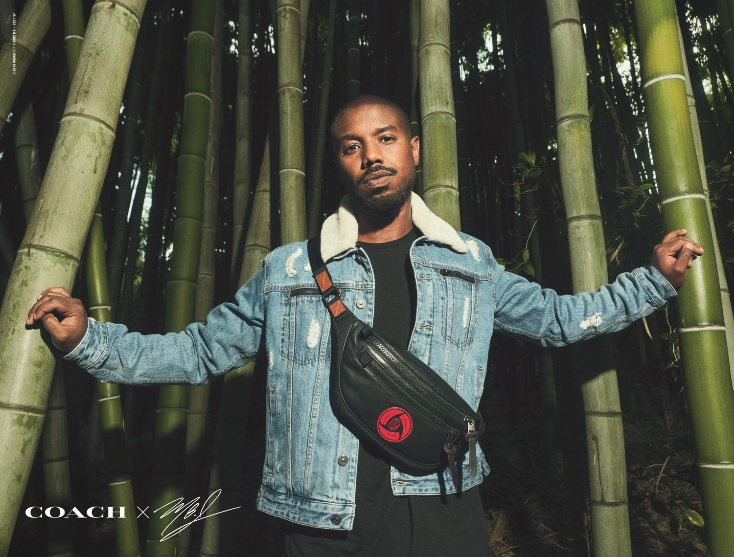 Coach Takes Its Relationship With Michael B. Jordan to the Next Level