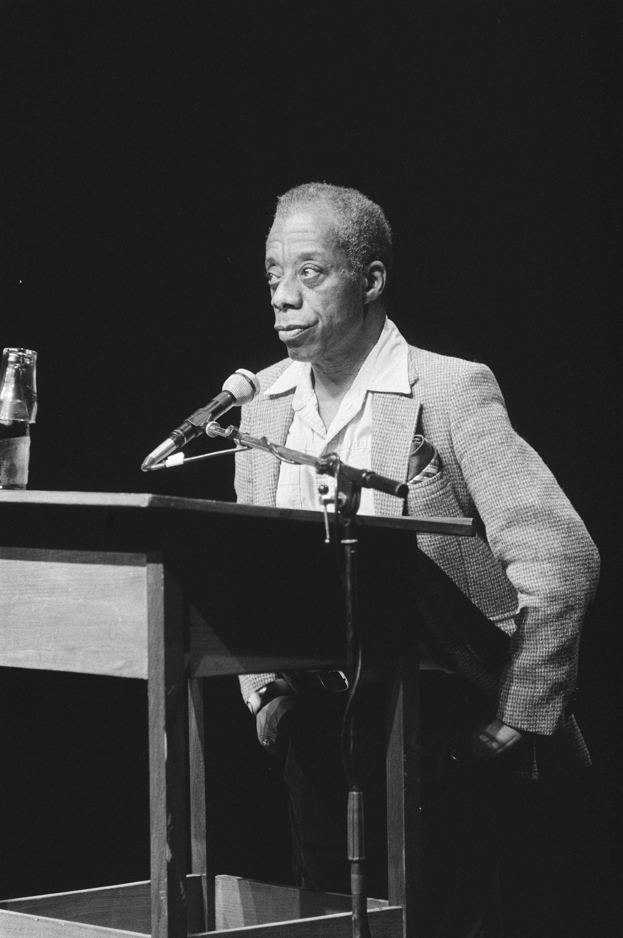 "Love Him and Let Him Love You"": James Baldwin's Quotes on Love"