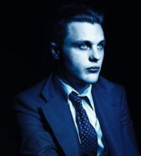 Michael Pitt, Hedi Slimane, Another Man Magazine