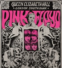 112. Victoriana-themed Pink Floyd poster