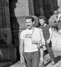 Sunil Gupta photos Christopher Street New York 80s gay LGBT