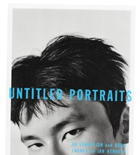 Untitled Portraits 2018 Ian Kenneth Bird photographer interv