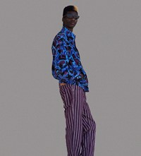 Napapijri Martine Rose SS19 collection lookbook