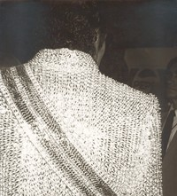 077_MJ back by Andy Warhol