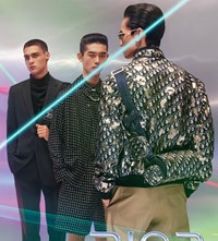Dior Men Pre-Fall 2019 Steven Meisel Kim Jones Japan
