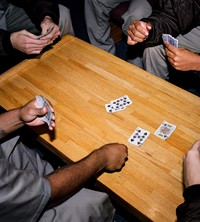 Card Game, Nebraska, Correctional Youth Facility,