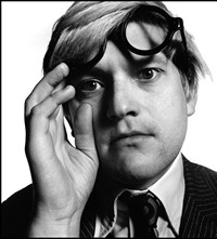 David Hockney © David Bailey Courtesy Gagosian