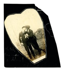 People Kissing: A Century of Photographs book interview
