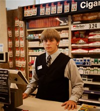John, Service Clerk, Cubby_s Grocery Store, Omaha,