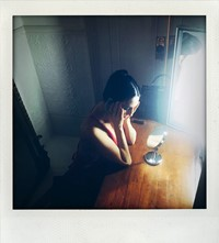 Nick Cave Polaroids archive Another Man magazine Susie