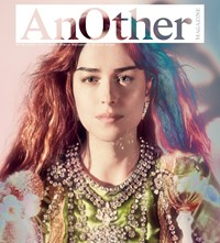AnOther Magazine AW18 cover Dakota Johnson Craig McDean