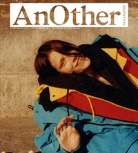 AnOther Magazine AW18 cover Laurien Holst Colin Dodgson