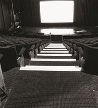 Scala film club stairs cinema