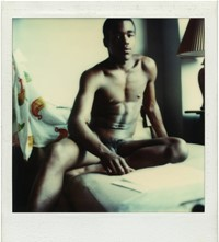Tom Bianchi NYC Polaroid male nudes erotica gay photography