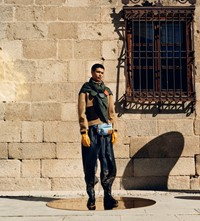LOEWE AW19 Publication by Tyler Mitchell 3