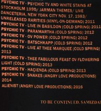 AM-PSYCHIC TV 2