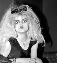 _johnSimonePhoto_punk-rocker_NinaHagen_at-the-Tunn