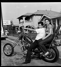 Hoya Maravilla Gang Members, East LA, 1983