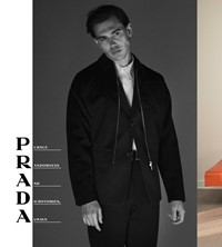 Prada Menswear SS20 Advertising Campaign Austin Butler
