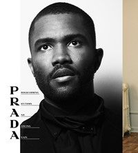 Prada Menswear SS20 Advertising Campaign Frank Ocean