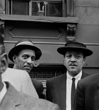 Art Kane Great Day in Harlem photograph 1958 interview