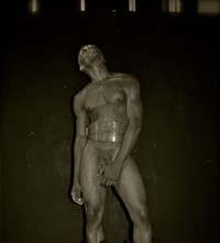 Rick Castro Glory Hole Tom Finland fetish photography