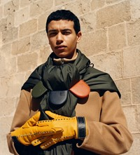 LOEWE AW19 Publication by Tyler Mitchell 1