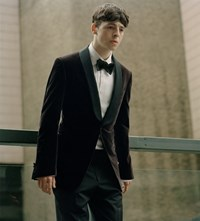 Anthony Boyle Another Man magazine Marton Perlaki 2017