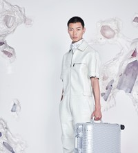 DIOR MEN'S SUMMER 2020 DIOR AND RIMOWA COLLECTION