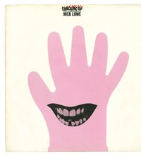 9. Cracking Up, by Nick Lowe, Radar Records, 1979.