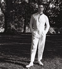 N.E. Blake & Co Henry Lloyd-Hughes cricket whites