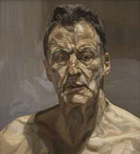 Lucian Freud the self-portraits