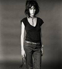 'Patti Portrait II', Patti Smith, 1969, Norman See