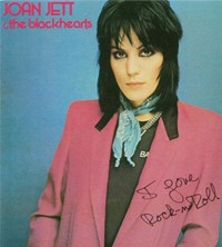 Joan Jett young style fashion